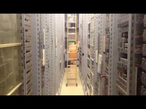 Crossbar switching system - Telephone