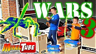 MikeTube WARS 3 - Bug Attack - Oleada de Bichos