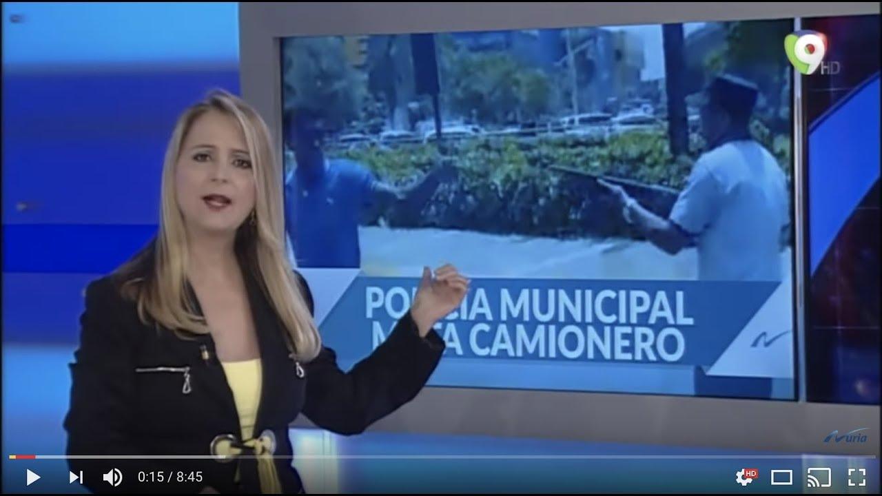NURIA - Policia Municipal mata persona Inocente ¿ Por qué sucedio esto?