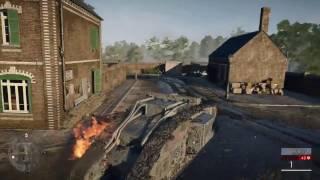 Battlefield 1 - Steel On Steel Walkthrough
