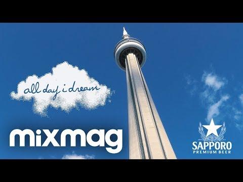 Uncovering Toronto w/ All Day I Dream's Lee Burridge and Sapporo