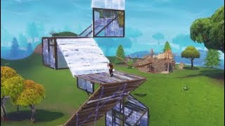 Fortnite - The best Strat when you get in a nig build battle!!