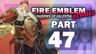 Why won't Rudolf MOVE? Let's Play Fire Emblem Echoes: Shadows of Valentia (with Bismix)
