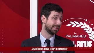 Palmarès des Fournisseurs 2021 - Atland Voisin