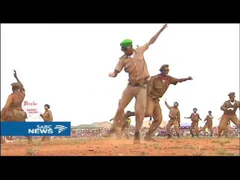 Trooper celebrations held near Hammanskraal