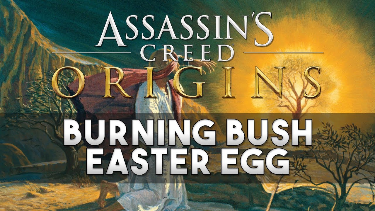 Easter Eggs - Assassin's Creed Origins Wiki Guide - IGN
