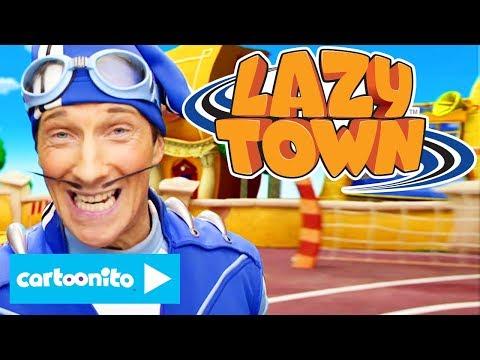 Lazy Town | Energy | Cartoonito UK
