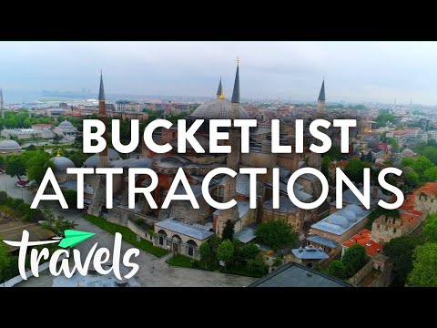 Top 10 Bucket List Attractions | MojoTravels
