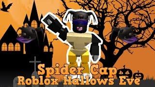Roblox Heiligtümer Eva   Wie bekomme ich die Spider Cap?