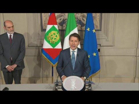 """Governo, Conte: """"Sarò l'avvocato difensore del popolo italiano"""""""