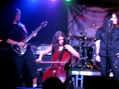Tiarra - Ielele (Live in Live Metal Club, Bucharest, 26.09.2009)
