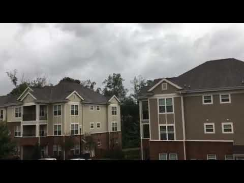 Hurricane Florence Fort Mill South Carolina USA
