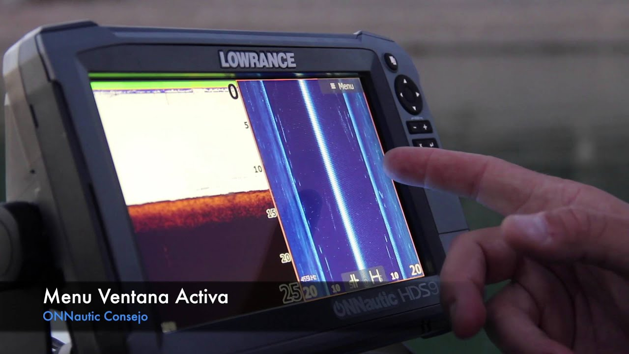 Lowrance Elite 7 Ti Sonar Not Working