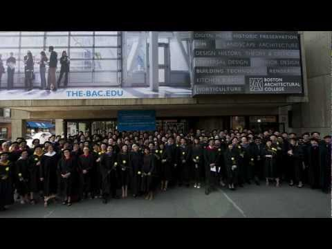 BAC Commencement 2012   Produced, Shot And Edited By Matt Gelineau And Bonica Ayala
