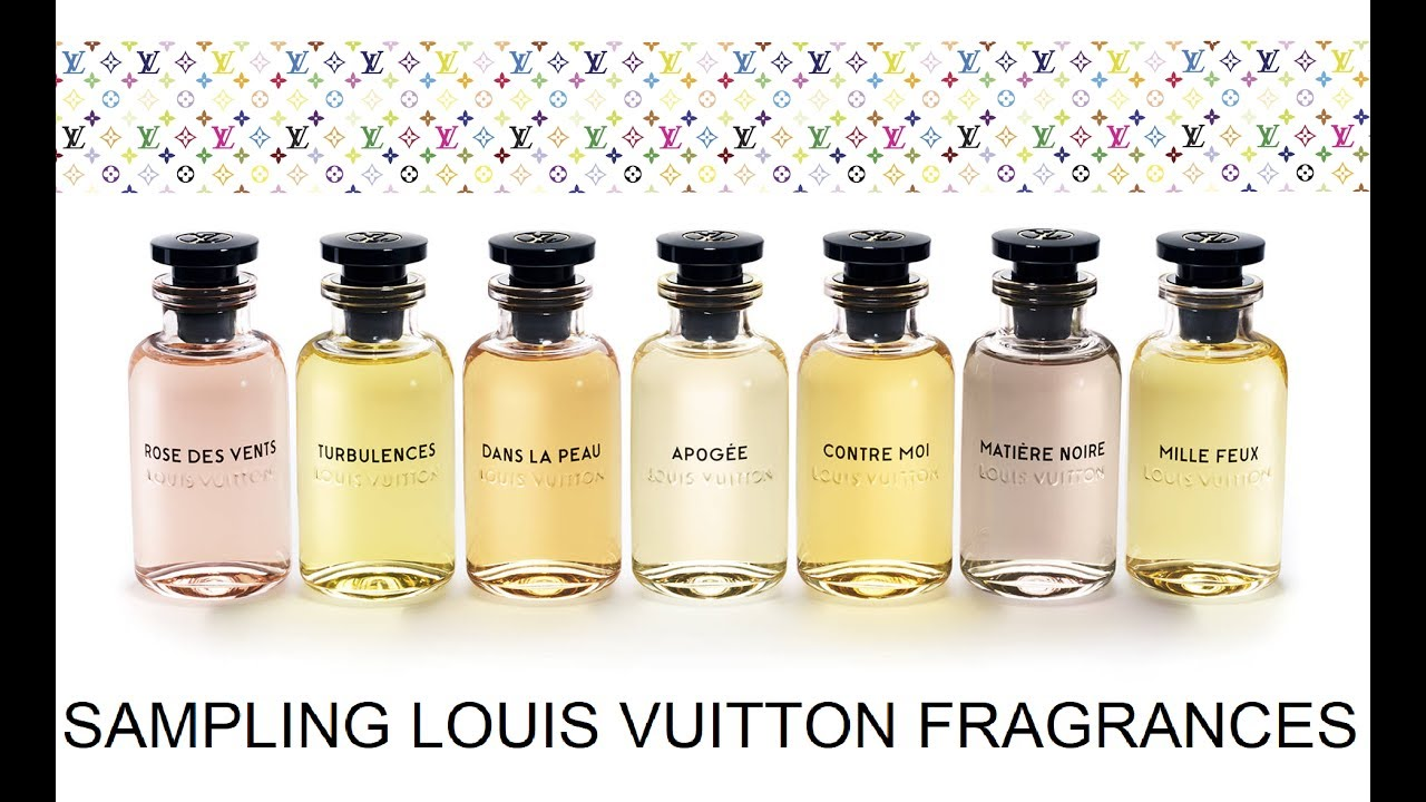 995ea0763021 My thoughts on Louis Vuitton 7 Fragrances Collection - YouTube