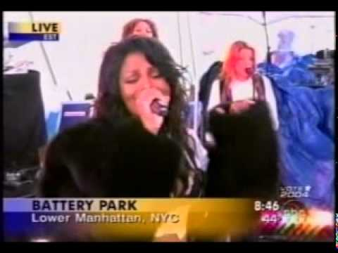Janet - I Want You (Good Morning America 2004)