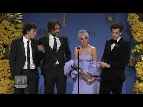 "Lady Gaga Wins Golden Globe For Best Song For ""Shallow"" From ""A Star Is Born"" Mp3"