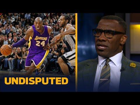 Kobe, not Kawhi Leonard, is the closest thing to Michael Jordan — Shannon Sharpe | NBA | UNDISPUTED