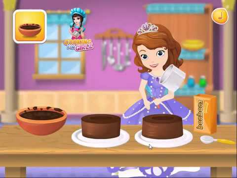 Kuchen Und Backen Spiele