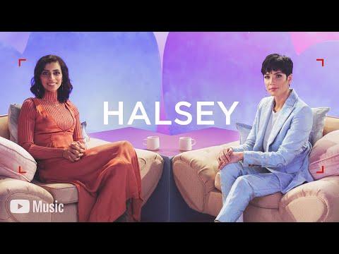 Halsey — A Conversation About Bipolar Disorder (Artist Spotlight Stories)