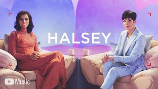 Halsey - A Conversation About Bipolar Disorder (Artist Spotlight Stories)