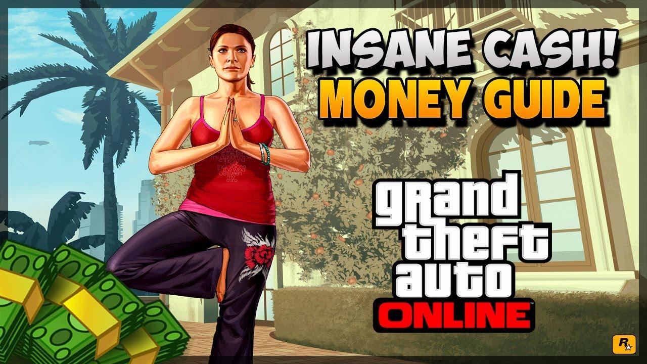 how to get easy money in gta 5 online 2016