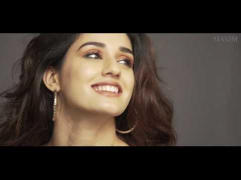 Disha Patani For Maxim: Behind The Scenes