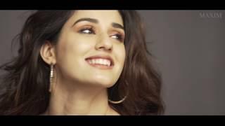 Disha Patani For Maxim: Behind The Scenes
