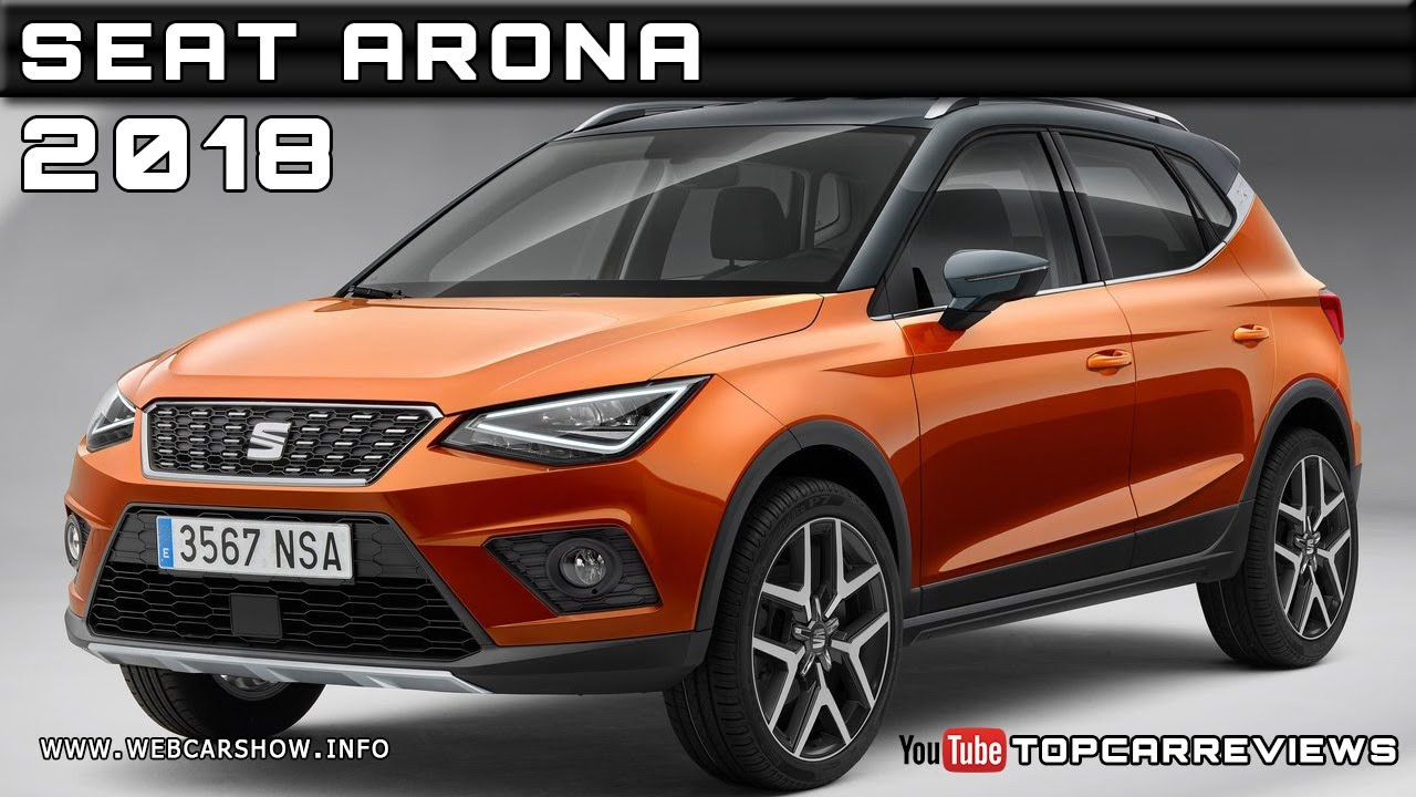 2018 seat arona review rendered price specs release date youtube. Black Bedroom Furniture Sets. Home Design Ideas