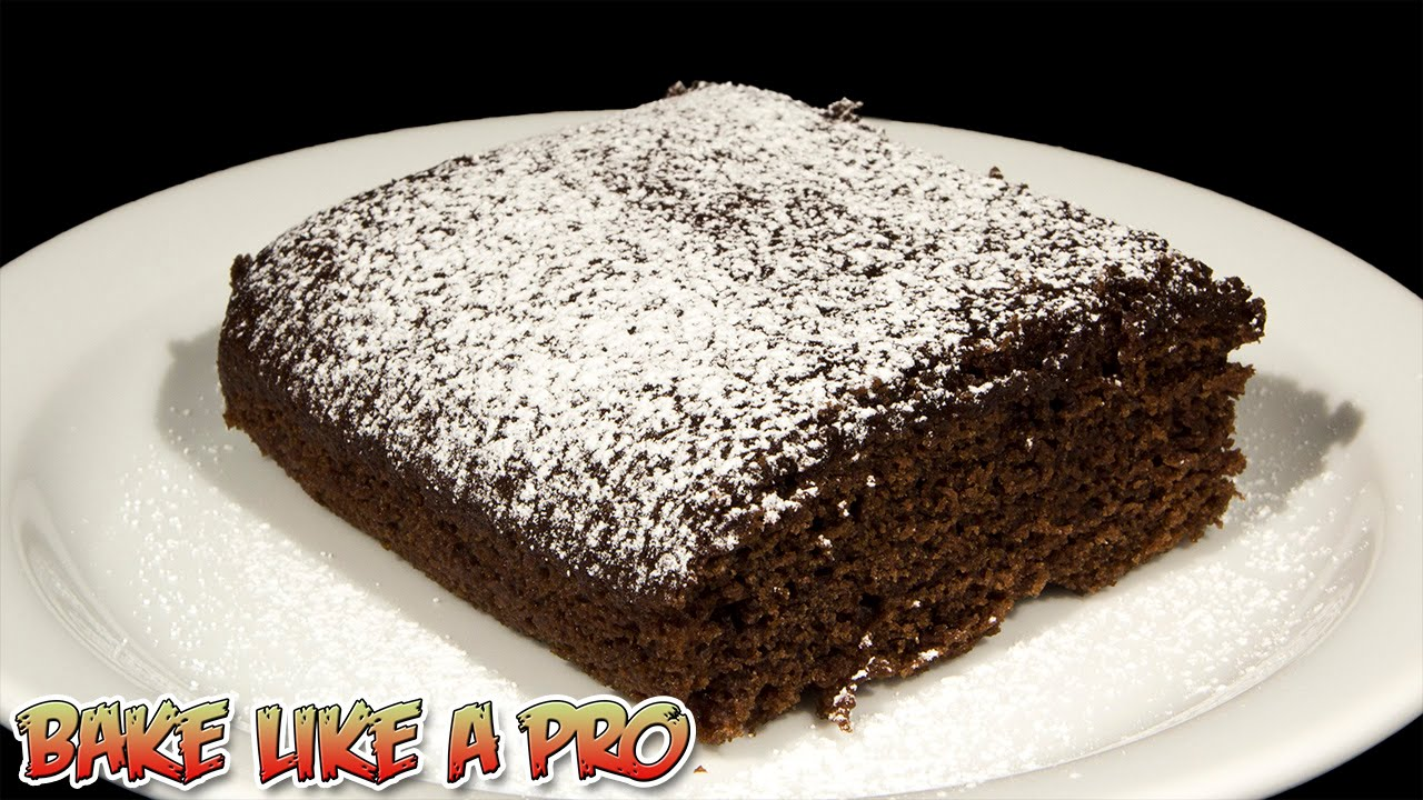 Cake Recipes In Otg Youtube: Simply Amazing VEGAN Chocolate Cake Recipe !