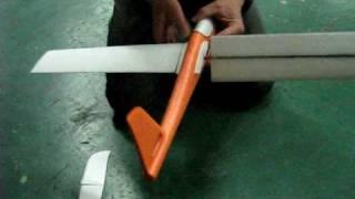 montage.mini fox avec aile polycombat