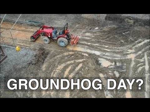 Groundhog Day? Geothermal Greenhouse Update and Other Projects