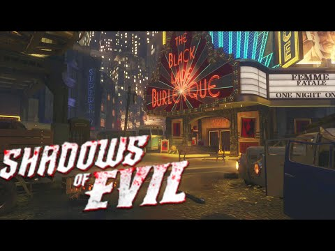 Ultimate Guide to 'Shadows of Evil' - Walkthrough, Tutorial, All Buildables (Black Ops 3 Zombies)