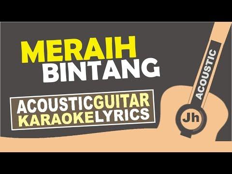 Via Vallen - Meraih Bintang (Karaoke Lirik Tanpa Vokal)