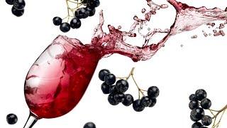 Домашнее вино из черноплодной рябины,простой рецепт!!!