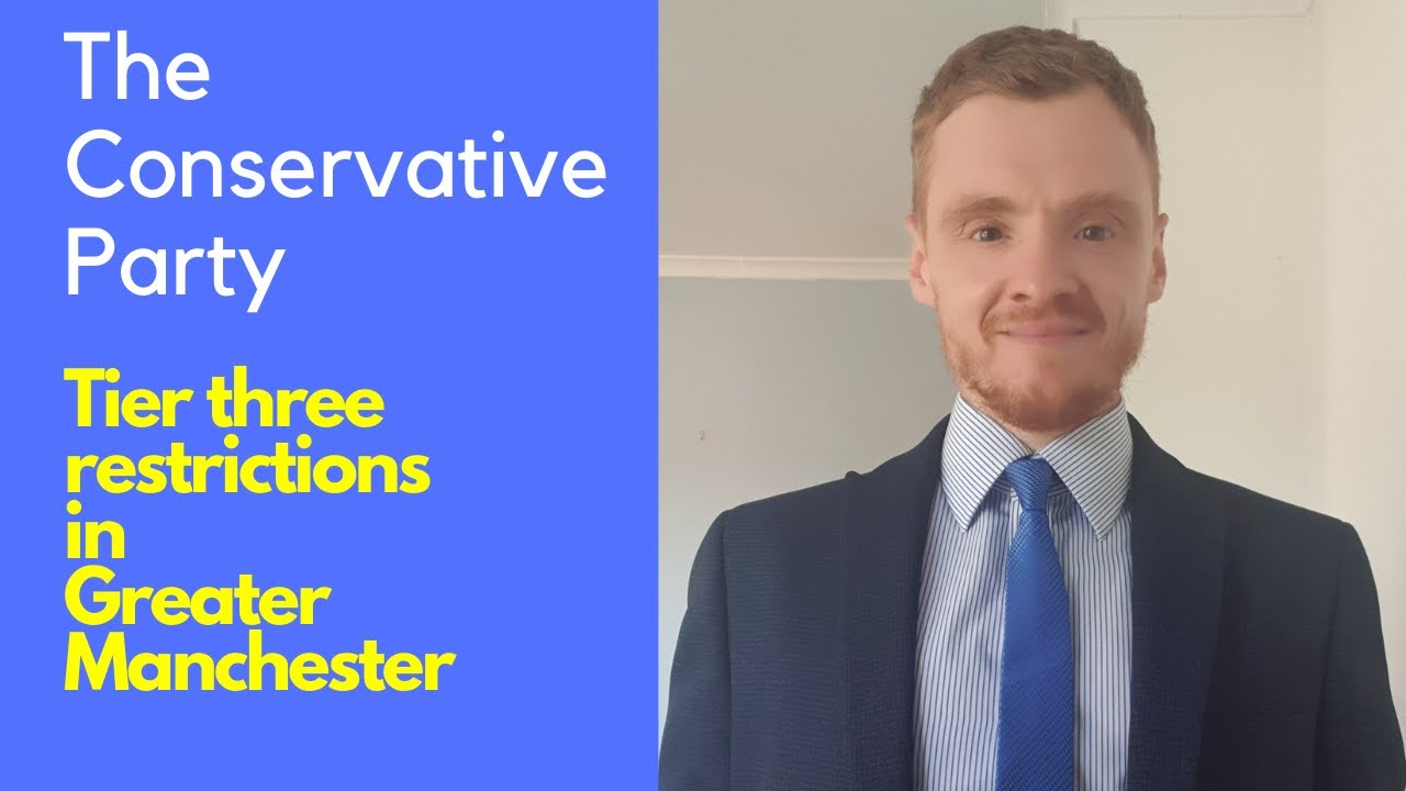 Message from the Conservative party!
