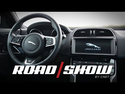 InControl Touch Pro tech in the Jaguar XE: a big screen and a big disappointment