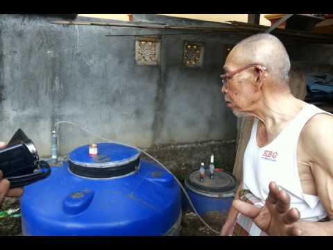 Tutorial membuat biogas.