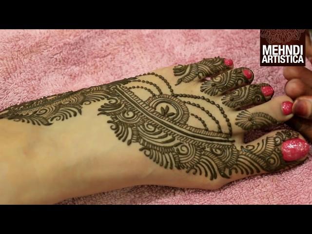 Beautiful Easy Trendy Wedding Mehndi Designs Dulhan ki Mehendi For karwa chauth MehndiArtistica