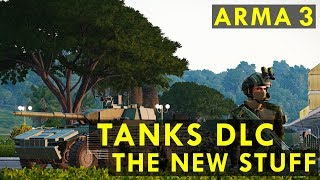 ARMA 3 Tanks DLC | The New Tanks, APCs and Gear | In-Depth Overview
