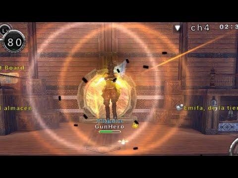 RPG Avabel Online - Ex Skill Gunslinger (Pistolero)