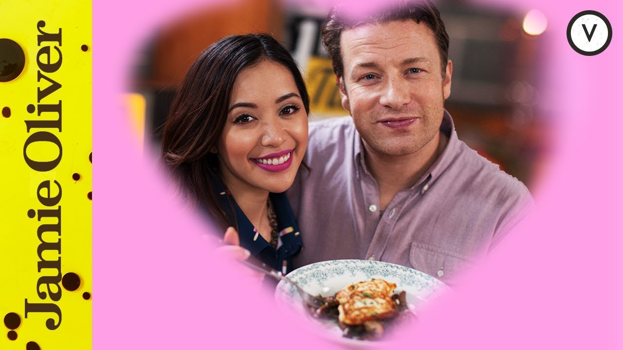 Jamie oliver michelle phans romantic meal ricotta fritters jamie oliver michelle phans romantic meal ricotta fritters youtube forumfinder Image collections
