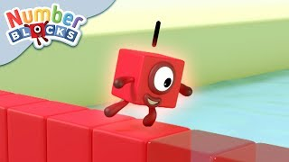 Numberblocks - Easy Skill Challenge! | Learn to Count