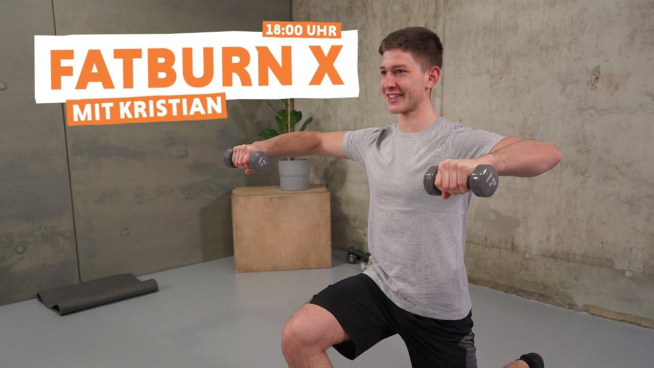 fat burn x fitx)