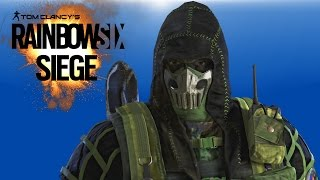 Rainbow Six: Siege - Seriouslirious mode with Cartoonz! (Two Full Match)