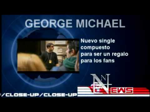 Noticias - George Michael - cancion de navidad de regalo para los fans