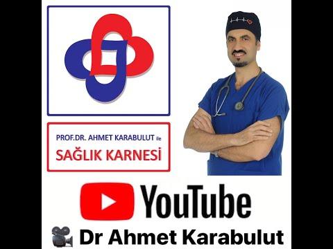 SAĞLIKLI YAŞAMA DAİR UZMAN ÖNERİLERİ (PROF DR AHMET KARABULUT ile SAĞLIK KARNESİ PROGRAMINDAN)