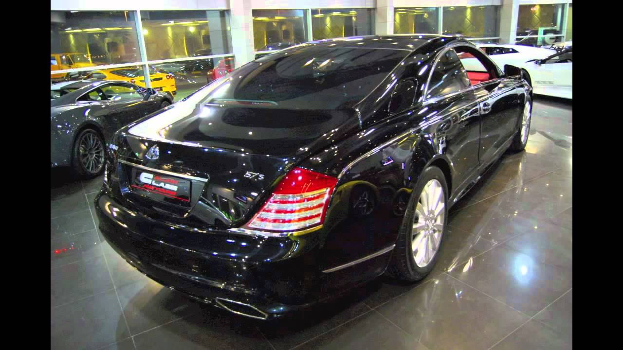 Most Expensive Mercedes >> Maybach Cruisiero World S Most Expensive Mercedes