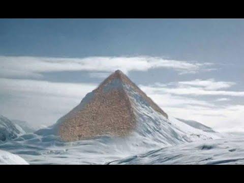 TOP 5 Záhadných věcí na Antarktidě