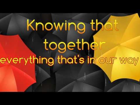 Between The Raindrops Lyrics [HD] Lifehouse ft. Natasha Bedingfield
